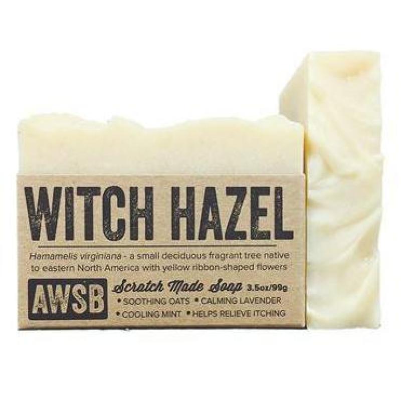 Buy Witch Hazel Soap (3.5oz / 99g) Singapore
