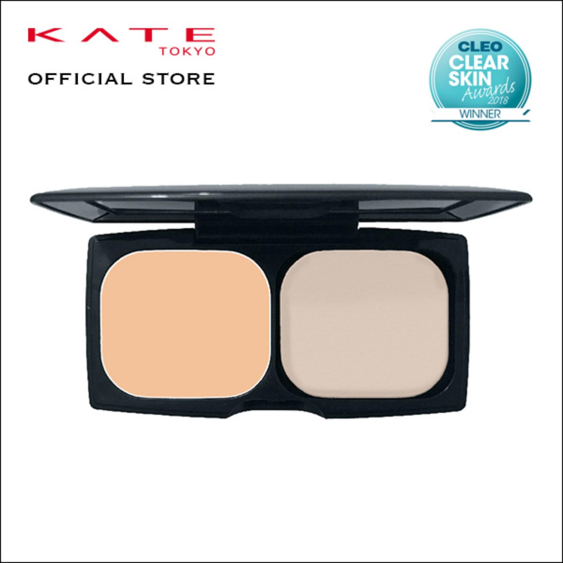 Kate Secret Skin Maker Zero Powder Foundation 02 By Kate Tokyo.