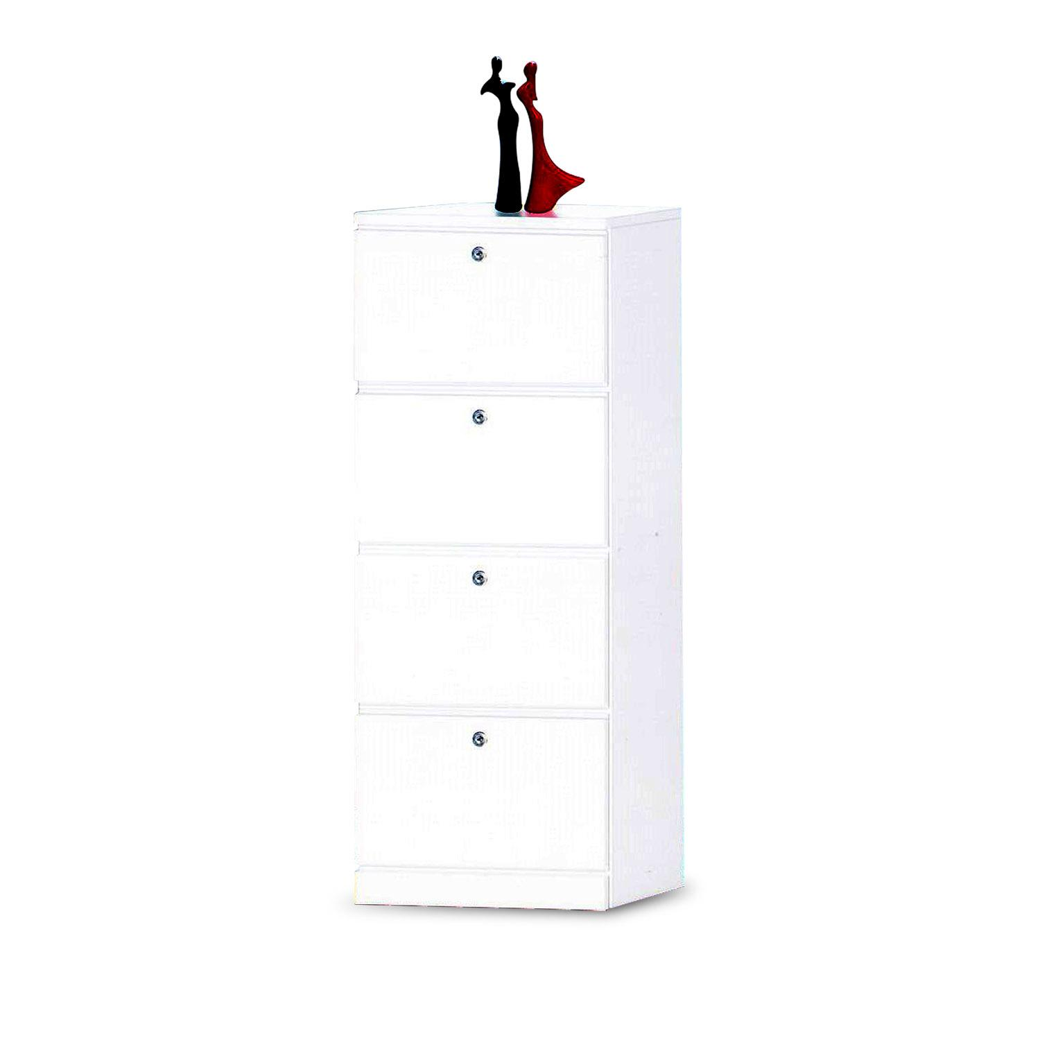 Sandra Chest Of 4 Drawers (FREE DELIVERY)(FREE ASSEMBLY)