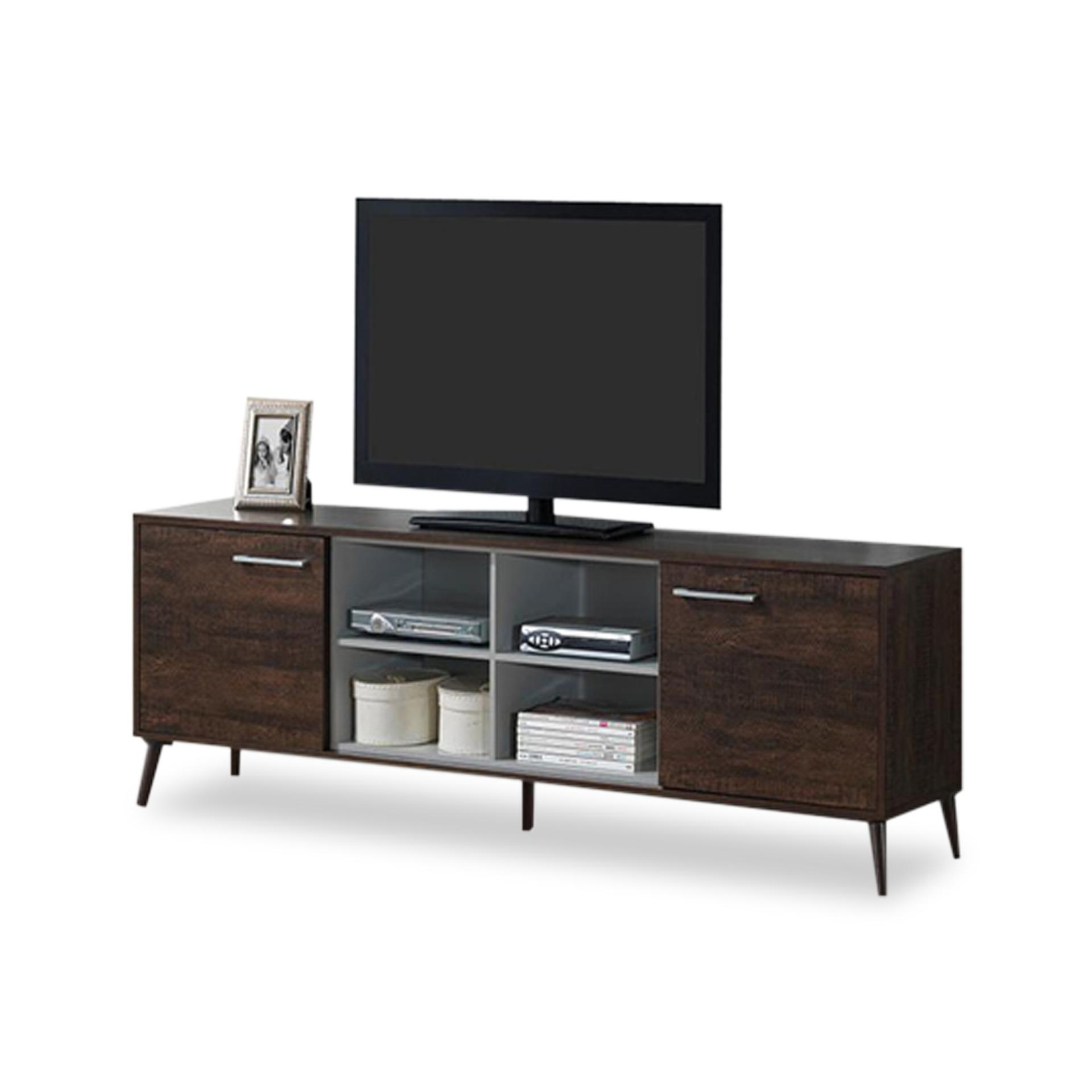 Manon TV Cabinet 1.8m (FREE DELIVERY)(FREE ASSEMBLY)
