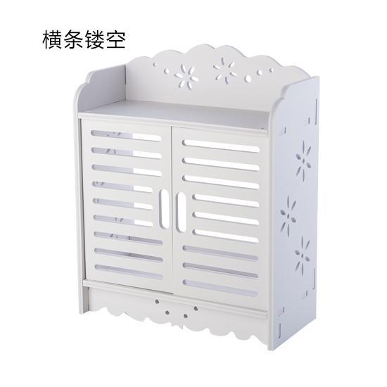 Japanese Style Bathroom Toilet Washbasin Storage Cabinets Kitchen Bathroom Wall Storage Shelf Wall Hangers Storage Rack By Taobao Collection.