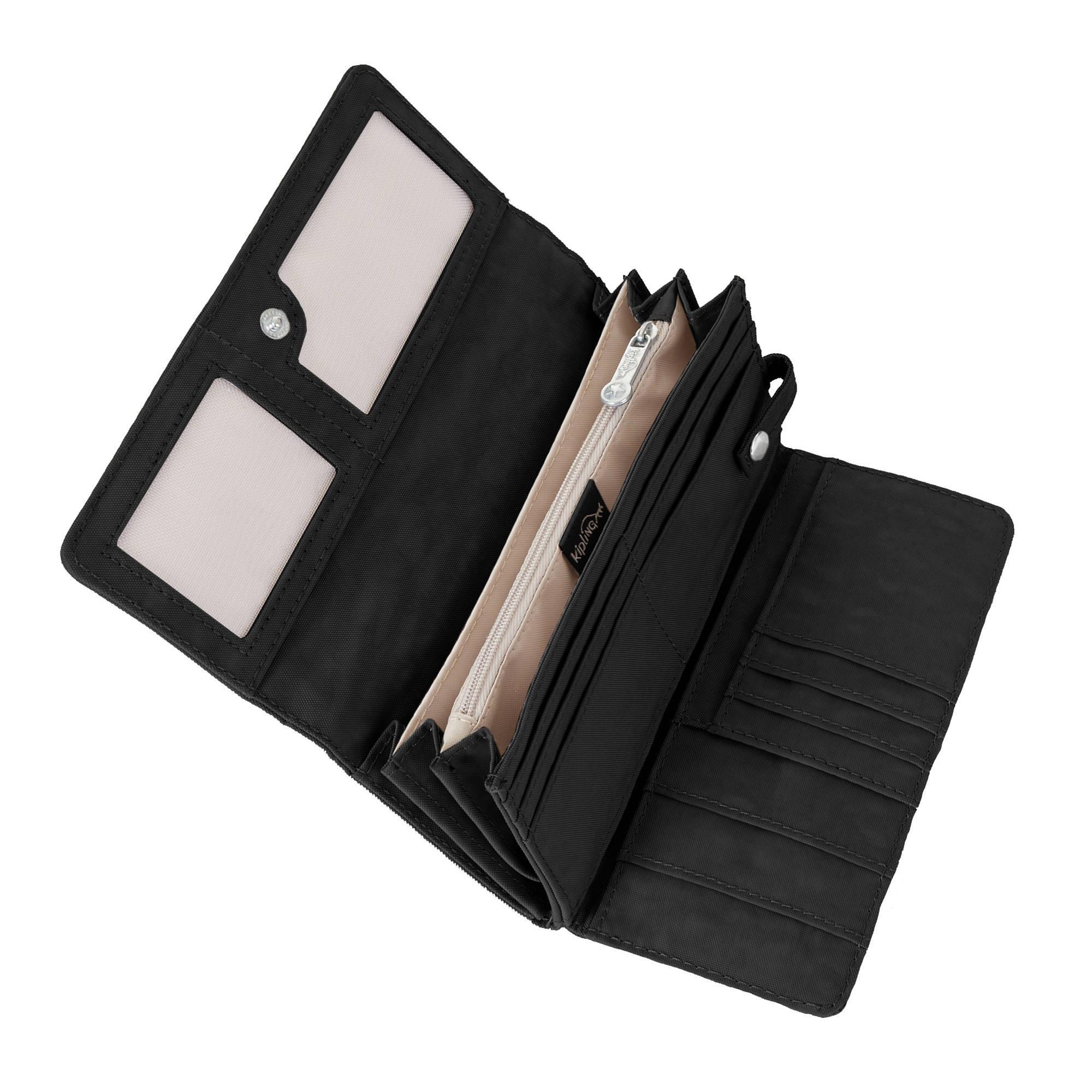 Promo Kipling New Teddi Wallet Black