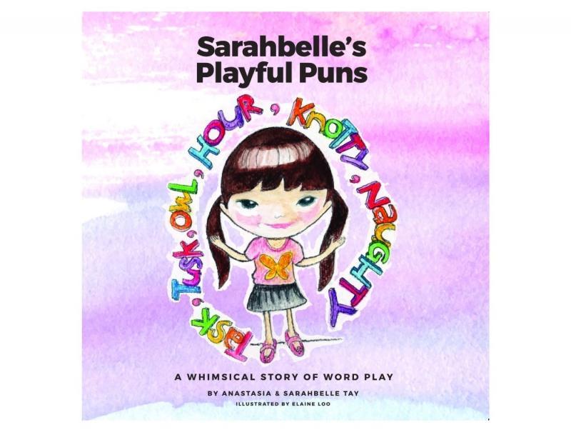 Sarabelle'S Playful Puns