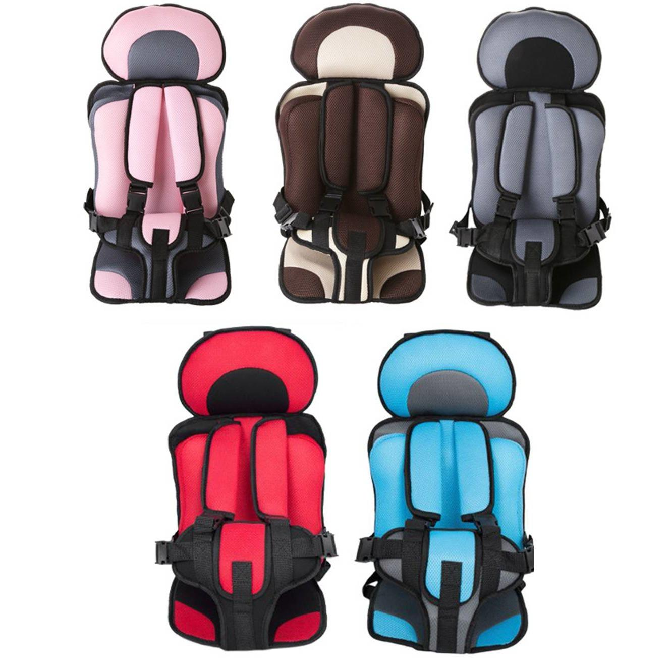 Car Safety Seat Booster Cushion Chair For Toddler To Child Age 3 To 12 Newborn Baby Children Kids Free Shipping