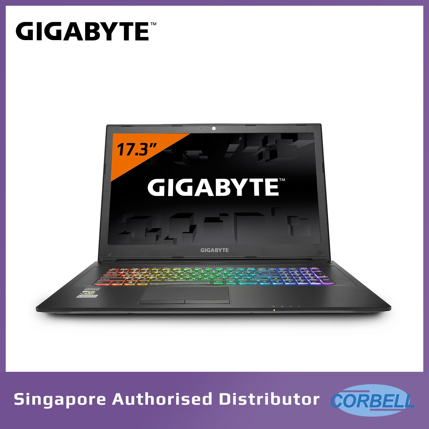 GIGABYTE Sabre 17-W8 Gaming Notebook [Ships 2-3 days]