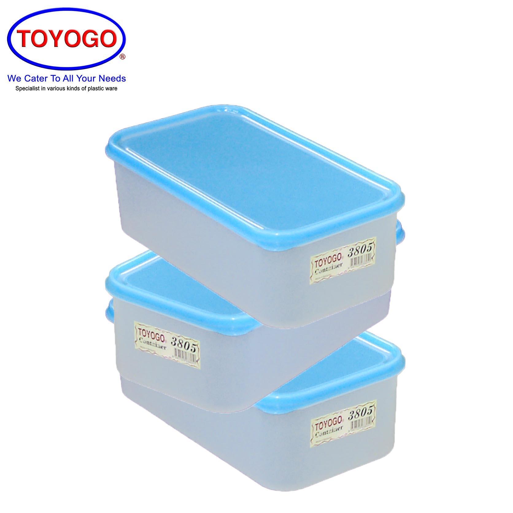 Toyogo Freezer Container (Bundle of 3) (3805)