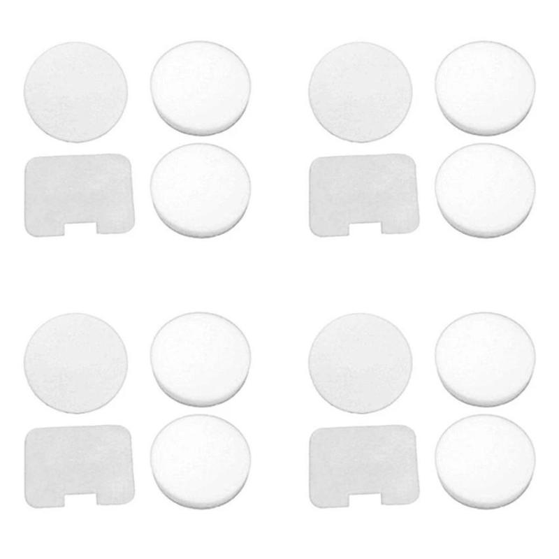 【CITSky-Home】Foam and Felt Filter Kits Replacement for Vacuum NV22 NV22L NV22C NV22T NV22Q NV36 NV100 UV400 UV410 and NV26, Part # XF22 [4 Set] Singapore