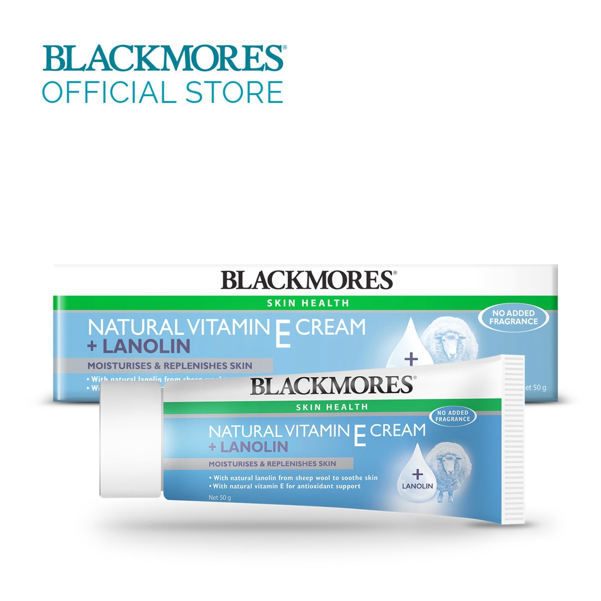 Buy Blackmores Supplements Nutrition Bio C 1000mg 150 Tablets Natural Vitamin E Cream Lanolin 50g