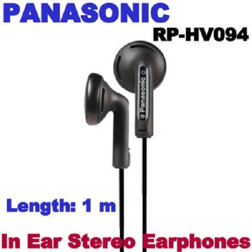 Panasonic RP-HV094 In Ear Stereo Earphones