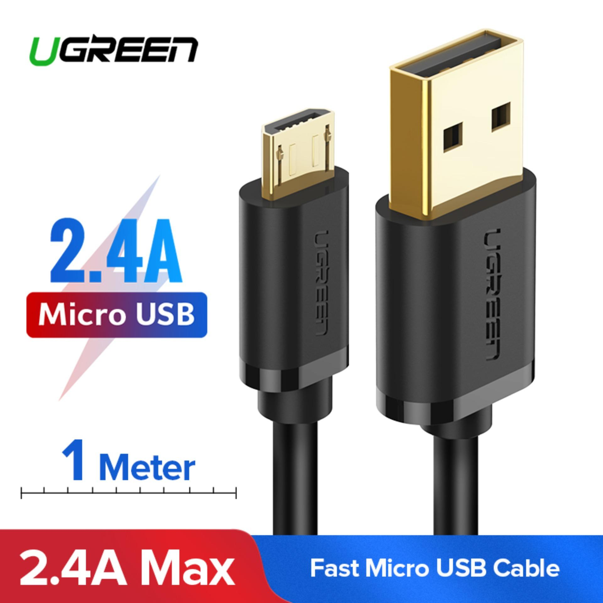 Buy Cables Accessories Converters Usb Charger Wiring Ugreen 1meter Micro Cable 20 A Male To B Sync Charging