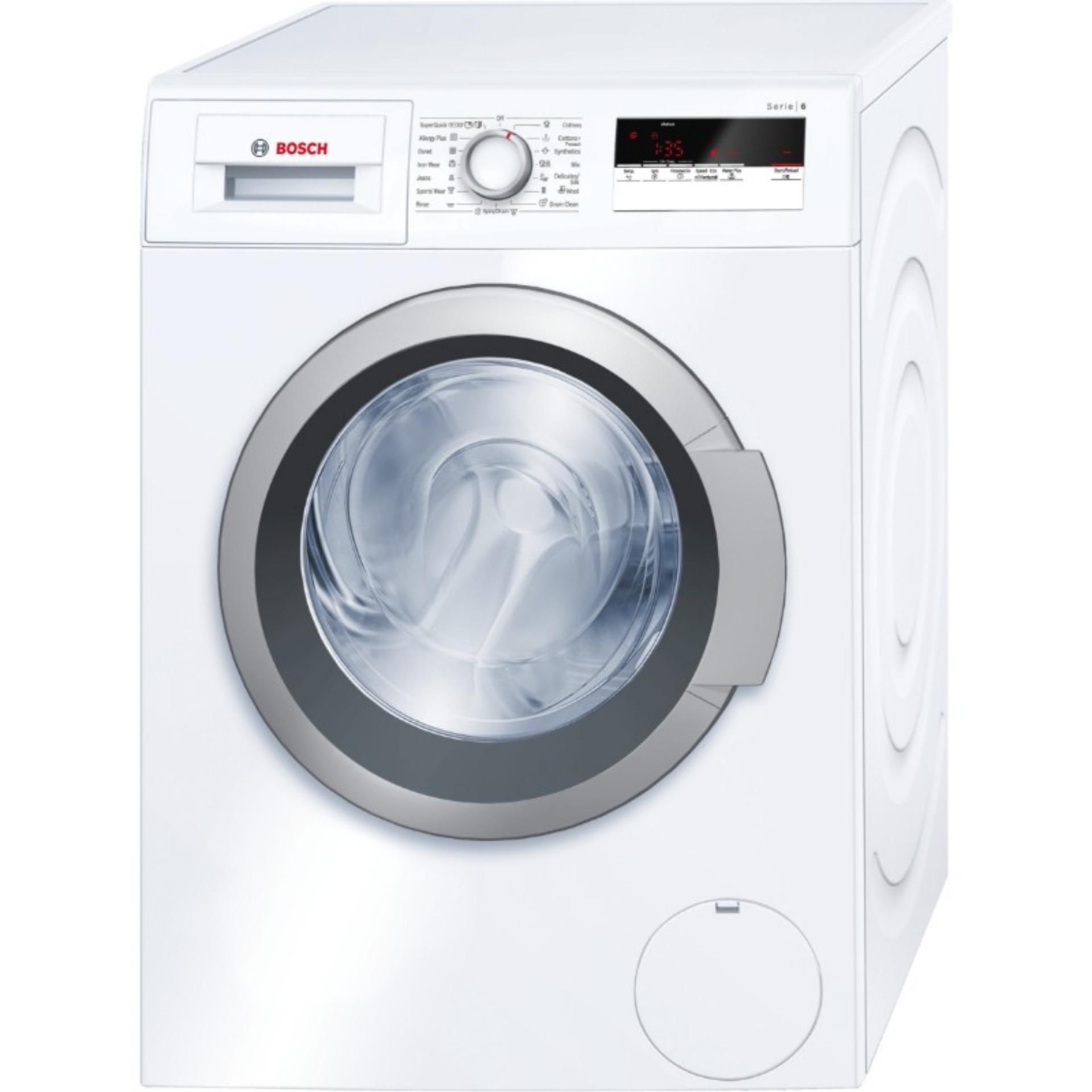 Latest Bosch Washing Machine Products Enjoy Huge Discounts