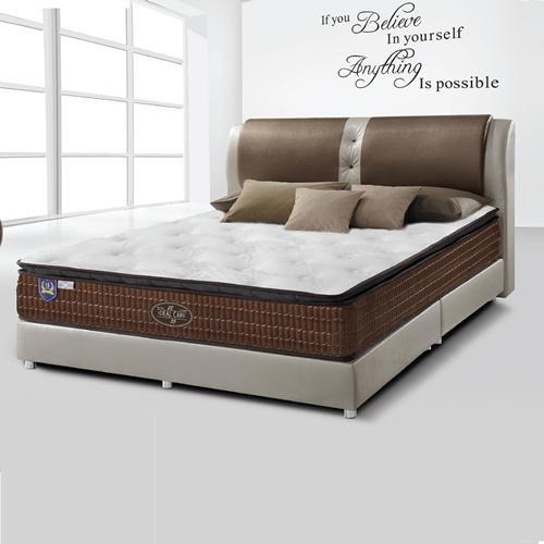 [Furniture Ambassador] Honey Ideal Care 10 Inch Pillow Top Coconut Fibre Spring Mattress