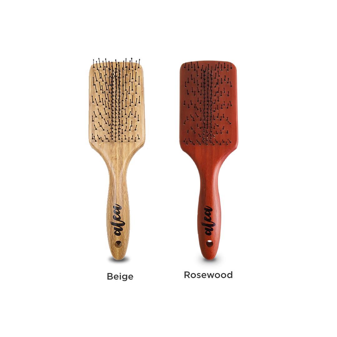 Where To Buy Alea Hair Brush De Tangling Bamboo Wooden