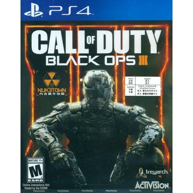 Buy Ps4 Call Of Duty Black Ops 3 As R3 Online