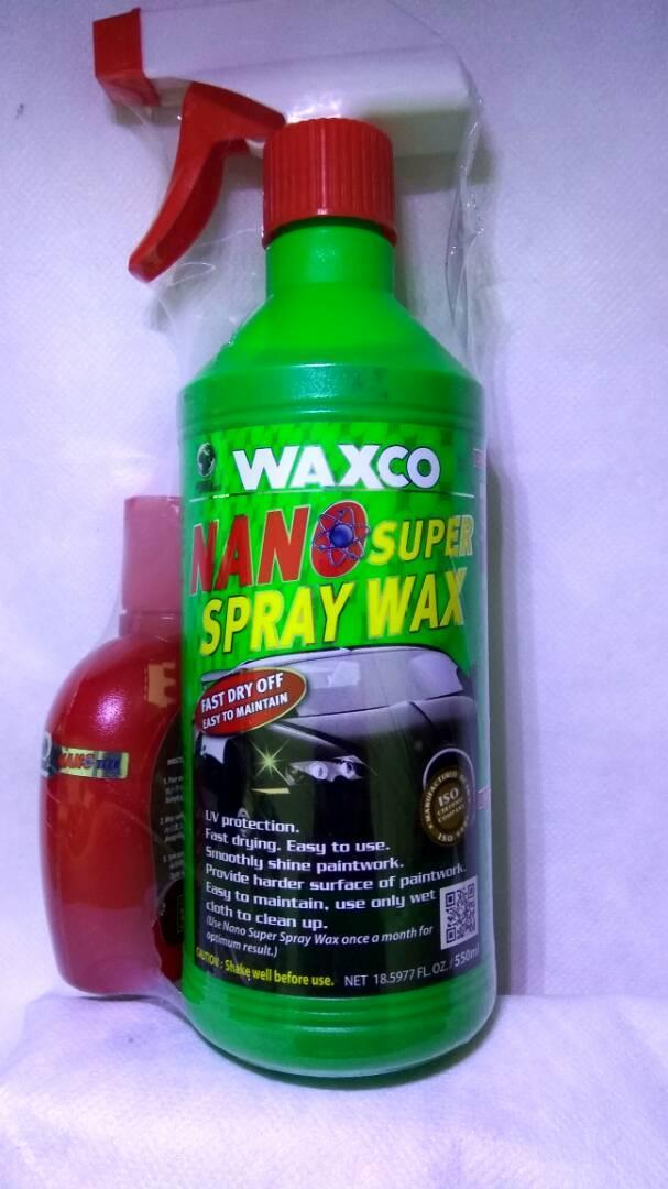 Buy Car Polishes | Waxes | Shampoo | Waxco | Lazad