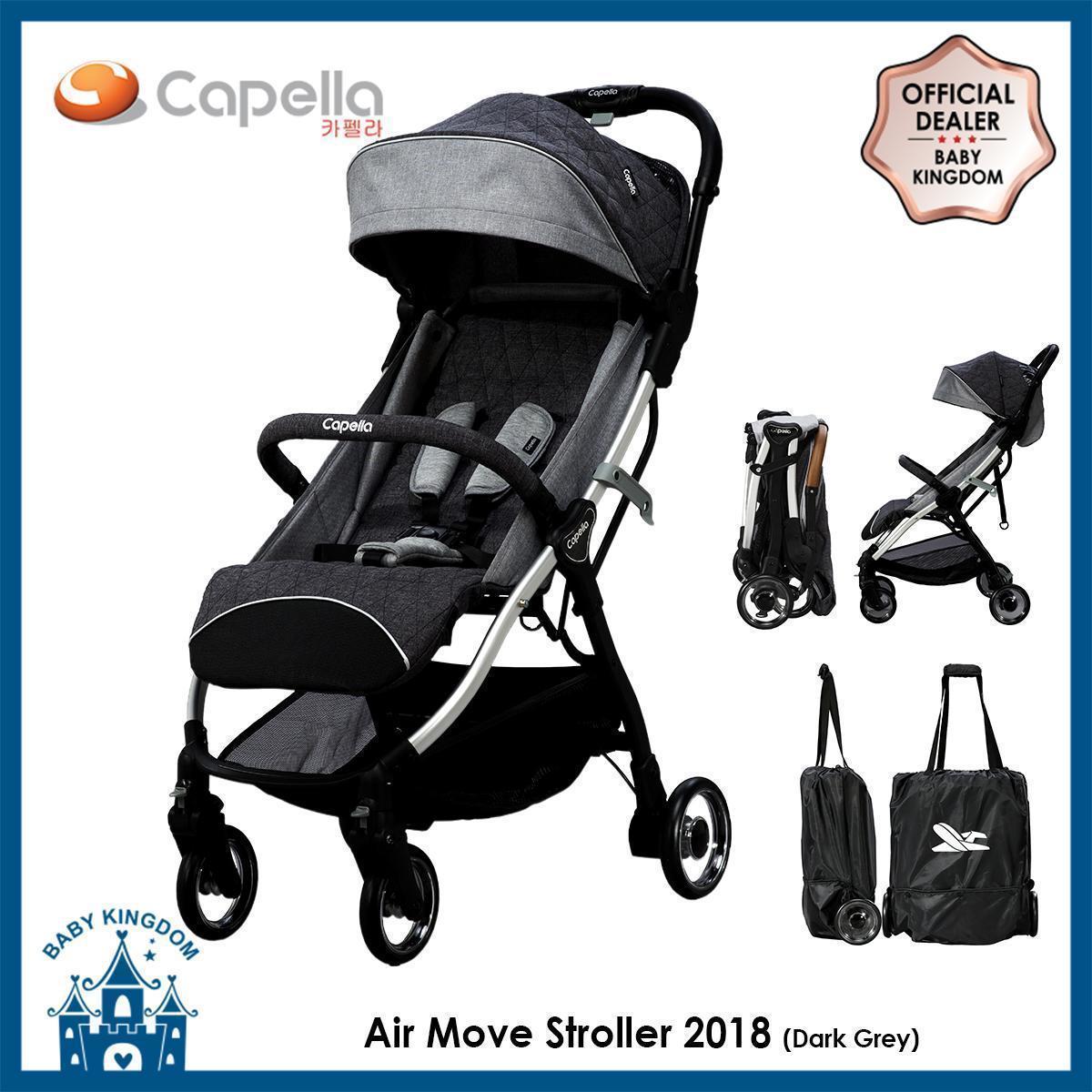 Stroller Capella S 803: description, photos, reviews 100