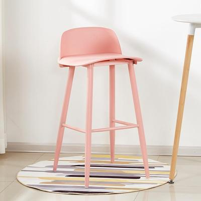 JIJI (Free Installation) (MUUTO High Chair Stool) / Bar Chairs / Bar Stools / high chair /Designer dining Chair /Bar high chair/ Furniture Chair  Free 12 Months Warranty (SG)