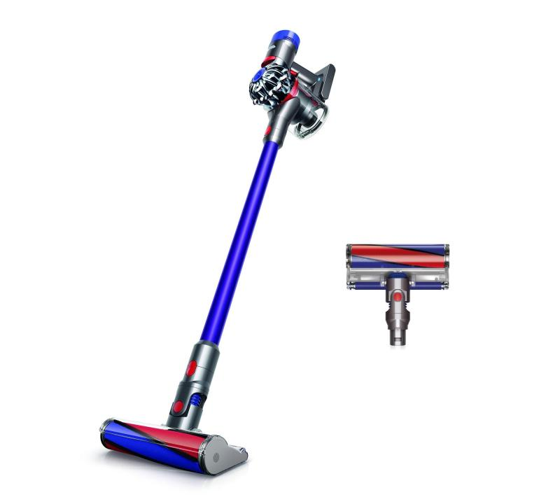 FREE Soft Roller Cleaner Head with Dyson V6™ Fluffy Cord-Free Vacuum Cleaner Singapore