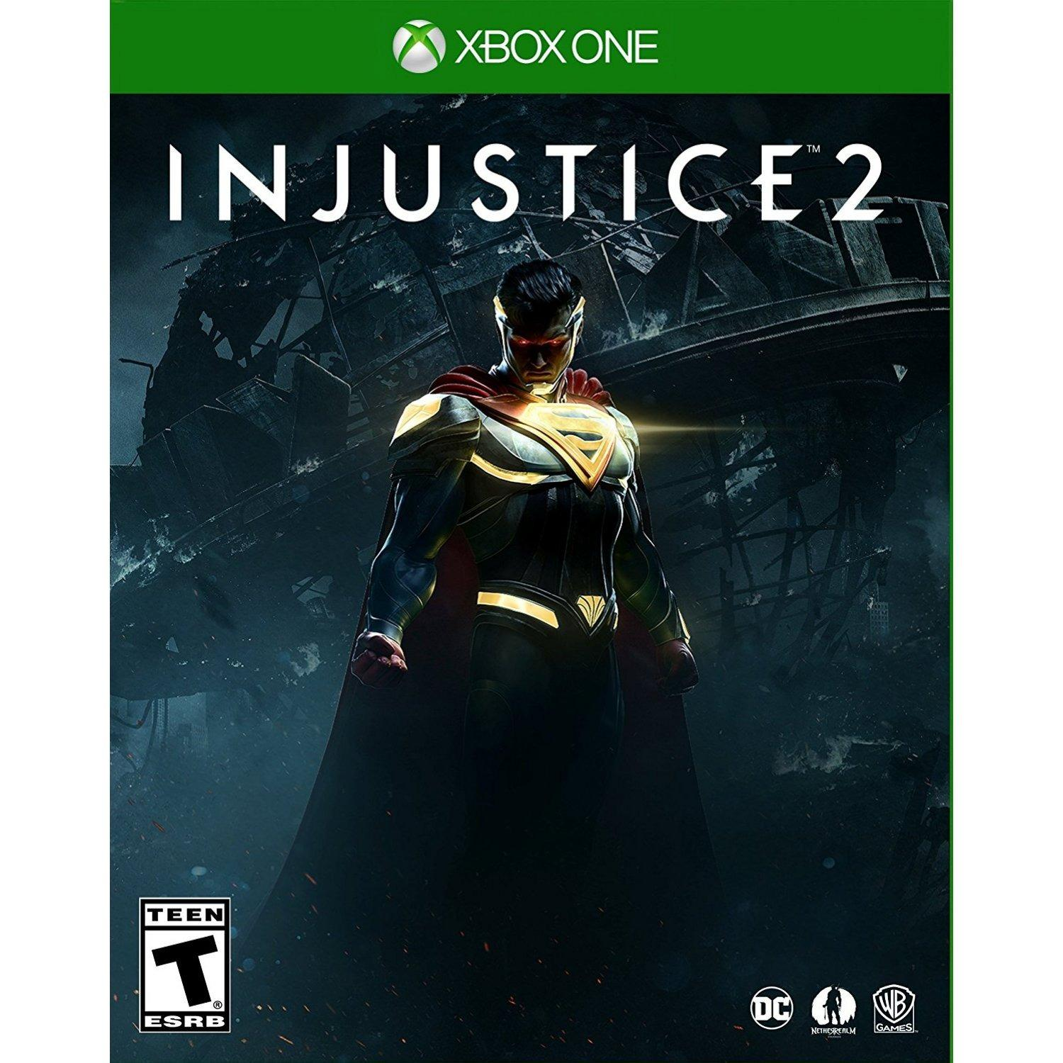 Xbox One Injustice 2 Review