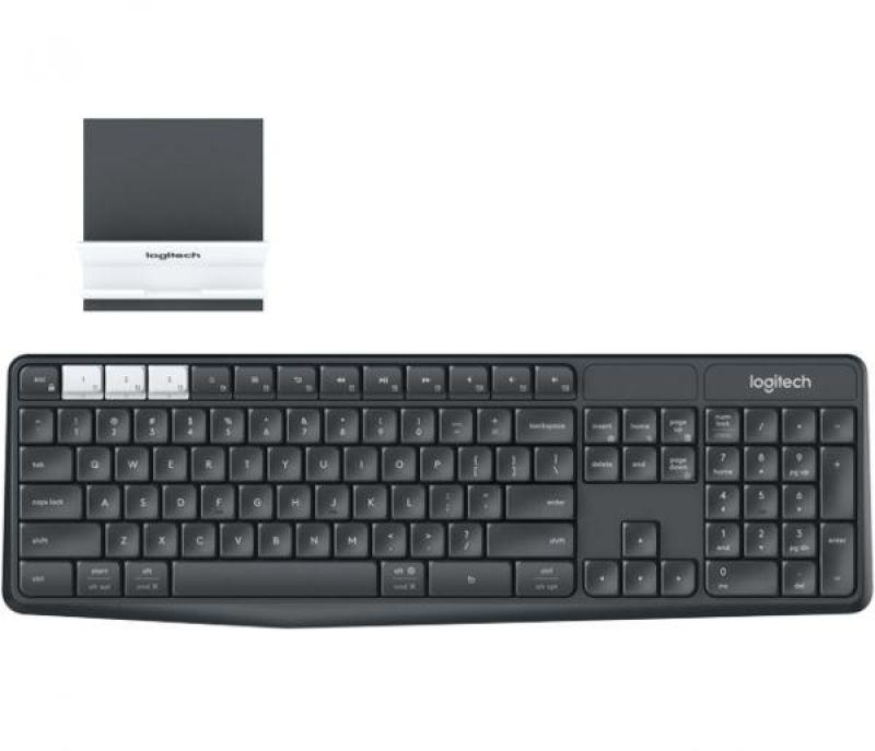 LOGITECH K375S MULTI-DEVICE WIRELESS KEYBOARD Singapore