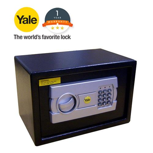YALE Medium Sized Digital Safe YSFT-25ET Safebox