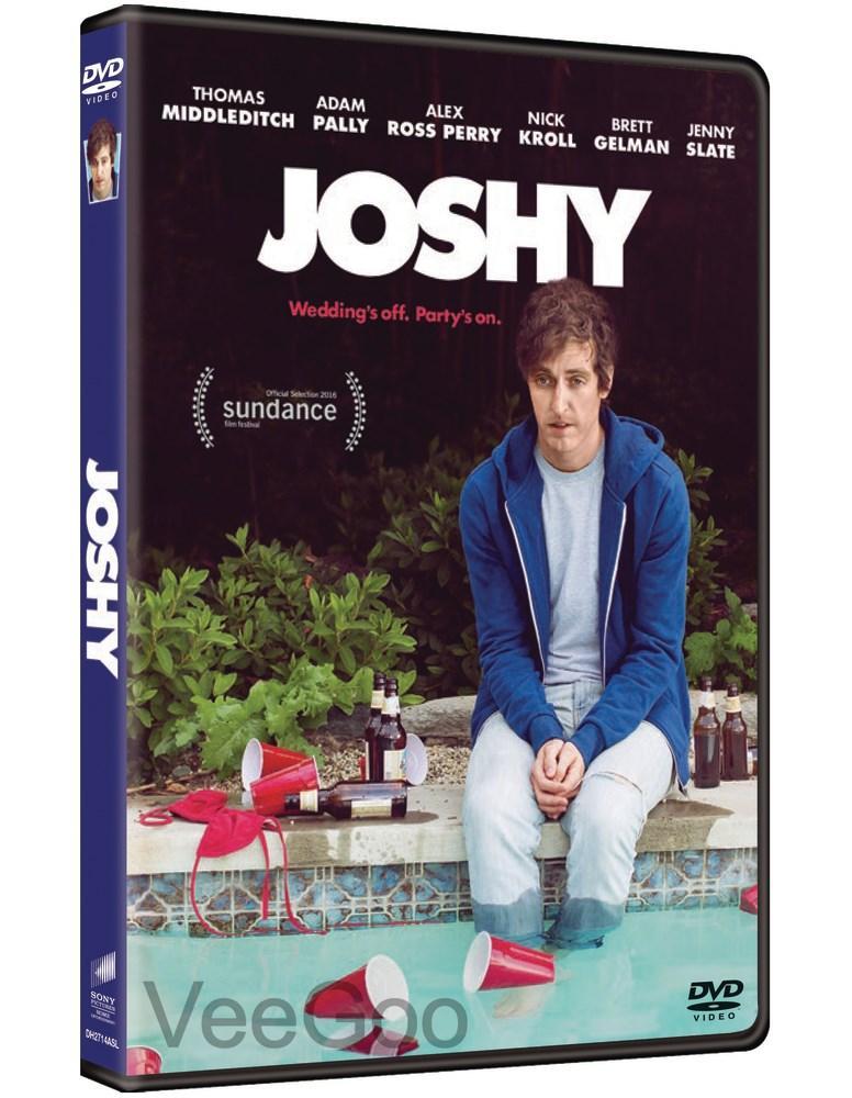 JOSHY 2016 DVD (M18/C3)
