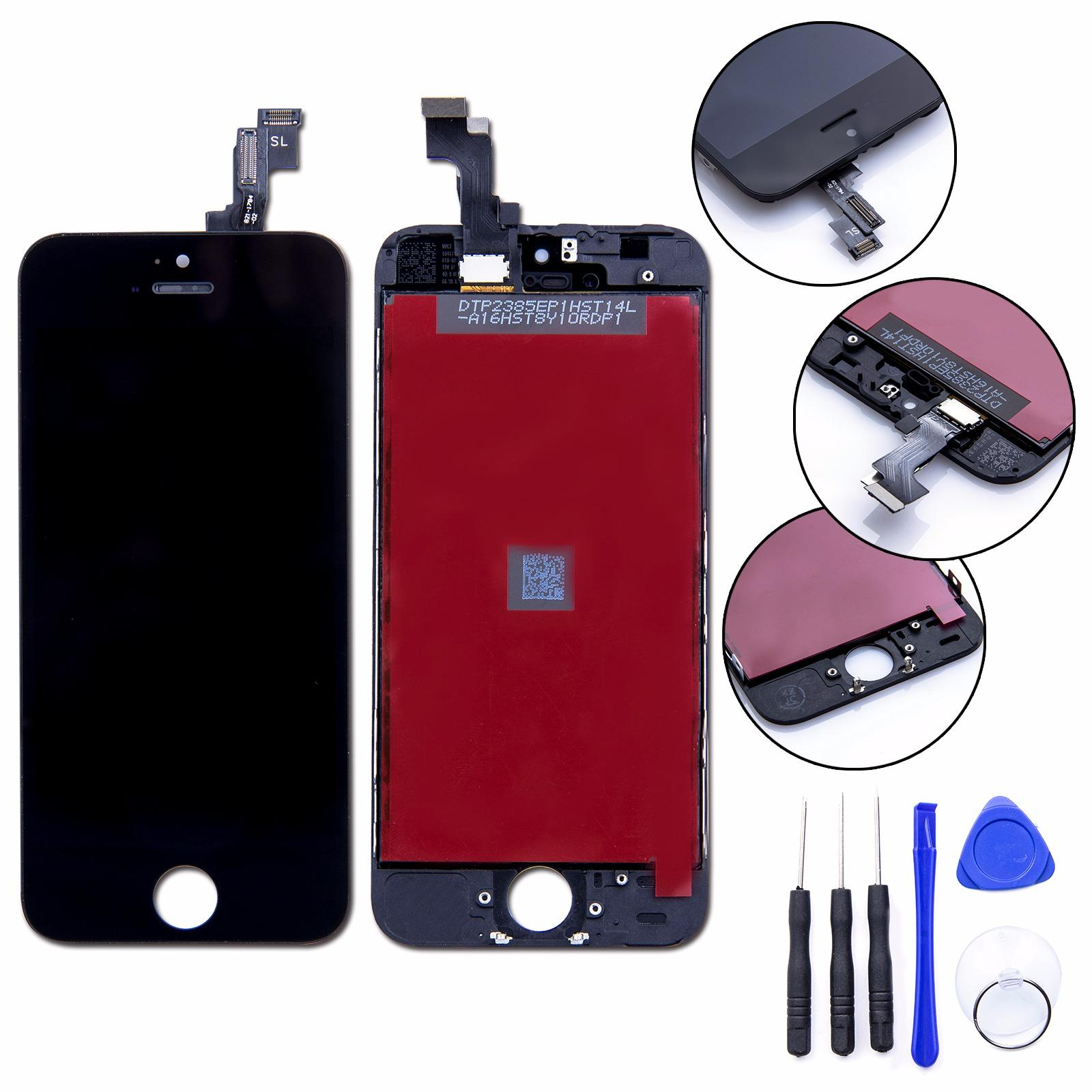 Lcd Touch Screen Digitizer Display Assembly Replacement For Iphone Se On Line
