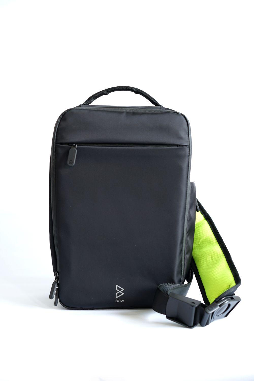 Quiver Multifunctional Bag From Kickstarter.