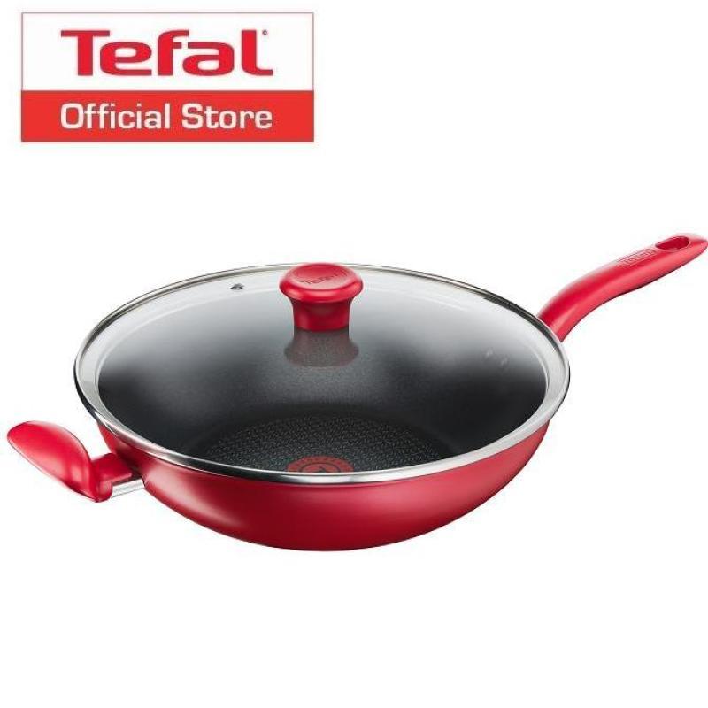 Tefal Pure Chef Plus Wokpan 30cm w/Lid C64298 Singapore