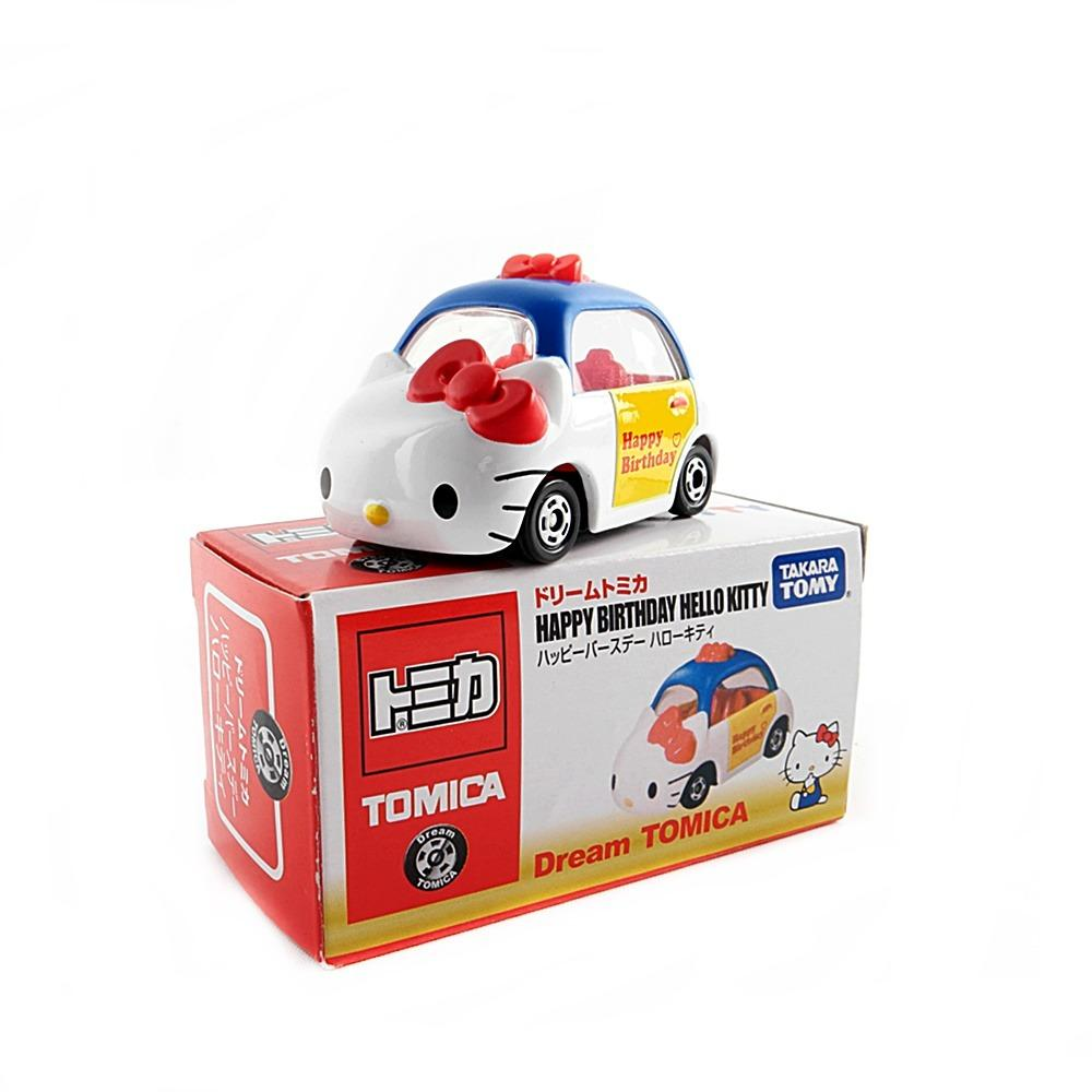 Sale Takara Tomy Dream Tomica Happy Birthday Hello Kitty Car Singapore