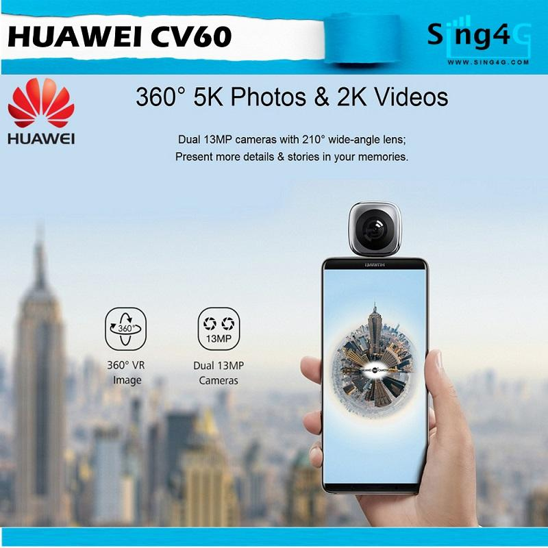 Huawei Envizion 360 Camera For Mate 10 Pro And Other Android Smartphones Plugs Usb Type C Port By Sing4g.