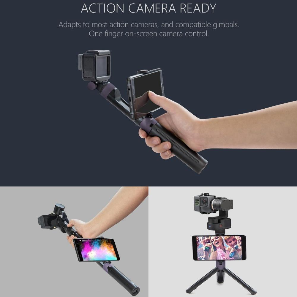 Buy Pgytech Hand Grip And Tripod Selfie Stick Pole Monopod Phone Holder Mount For Gopro Hero6 Hero5 Hero4 Sjcam Xiaomi Yi Action Camera Accessories​ Pgytech Cheap