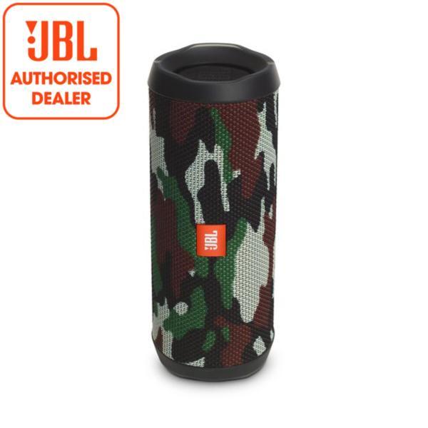 JBL Flip 4 Waterproof Portable Bluetooth Speakers Singapore