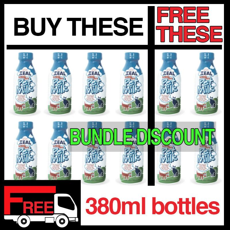 Pet Milk 380Ml Bundle Of 12 Pay For 8 But Get 12 Lower Price