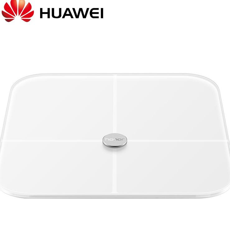 Lowest Price Huawei Honor Hua Ah100 Smart Led Display Digital Body Fat Scale App Recognition Technology High Precision Body Fat Analyzer Without Electrode