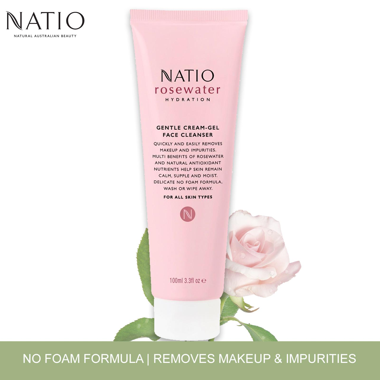 Skin Care Buy At Best Price In Singapore Pureheals Propolis Cleansing Milk 100ml Natio Rosewater Hydration Gentle Cream Gel Face Cleanser