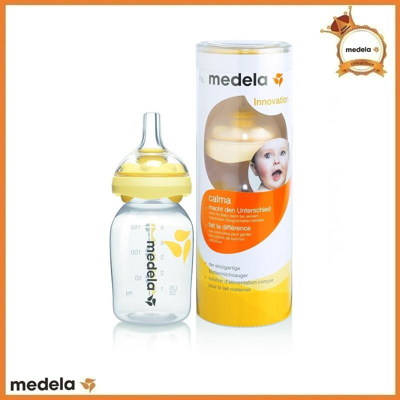 Purchase Medela Calma Breastmilk Bottle 150Ml Online