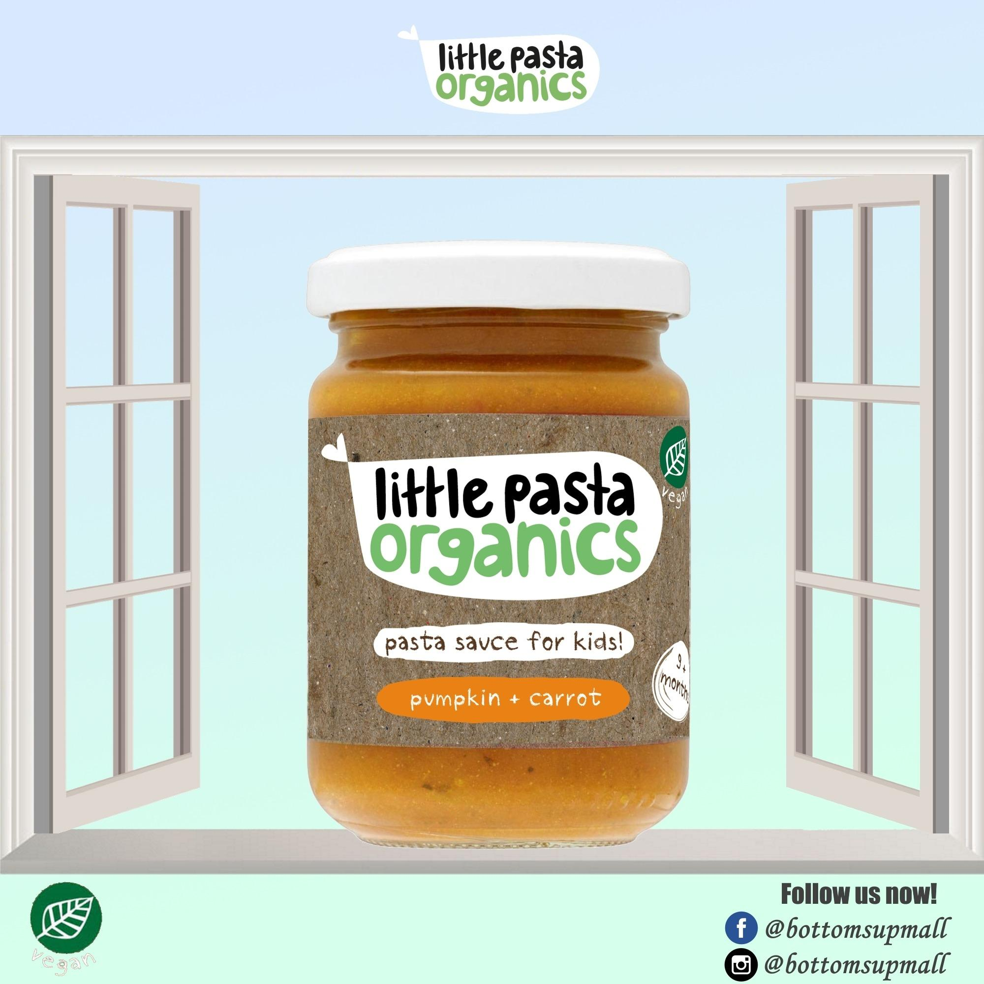Buying Expiry 26 9 2019 4 X Pumpkin Carrot Pasta Sauce 130G From 9Mths Old
