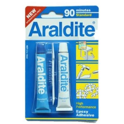 Araldite Standard S 90 Minutes 2 x 15ml- A-STRONG