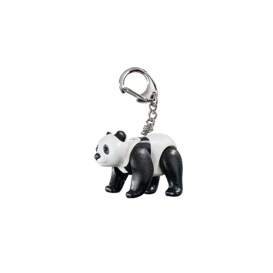 Playmobil Panda Keyring