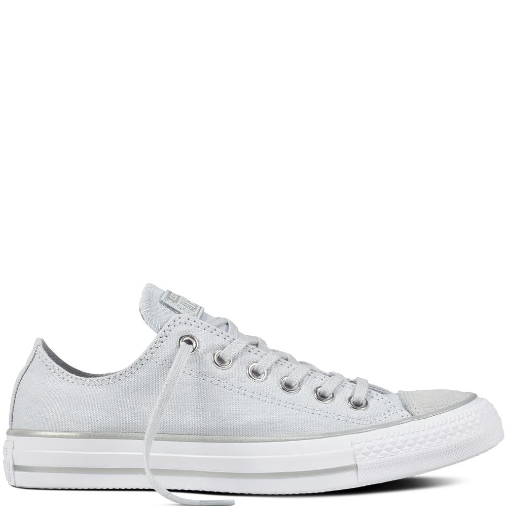 Stylish Converse One Star Ox Pure Platinum For Women Sale Online