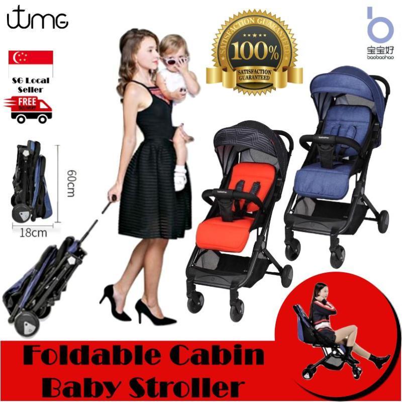 Foldable Cabin Size Stroller Singapore