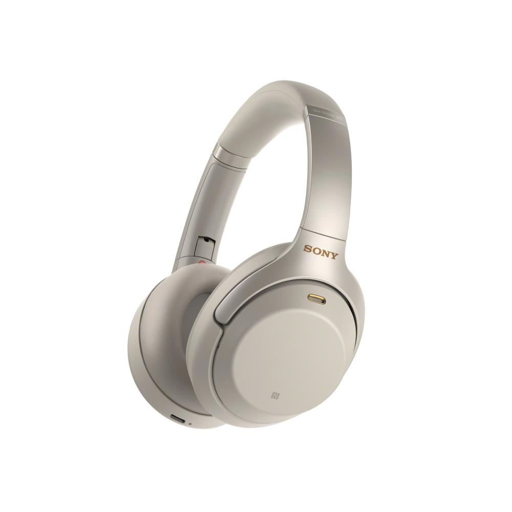 Sony Singapore WH-1000XM3 Bluetooth Over-Ear Noise Cancelling Headphones
