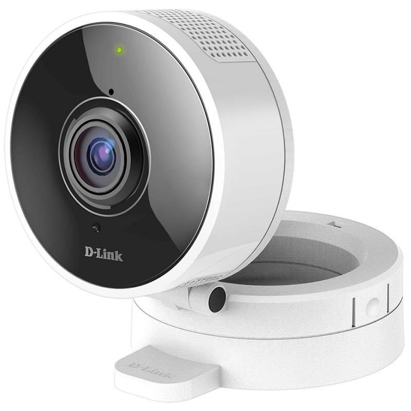 Buy D Link Dcs 8100Lh Hd Wireless 180 Degree Camera With 2 Way Audio Sound Motion Detection Online