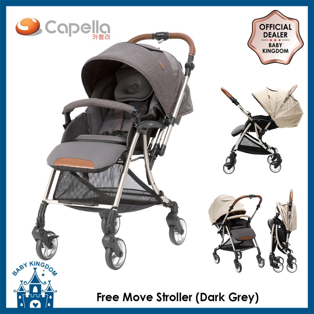 Stroller Capella S 803: description, photos, reviews 56
