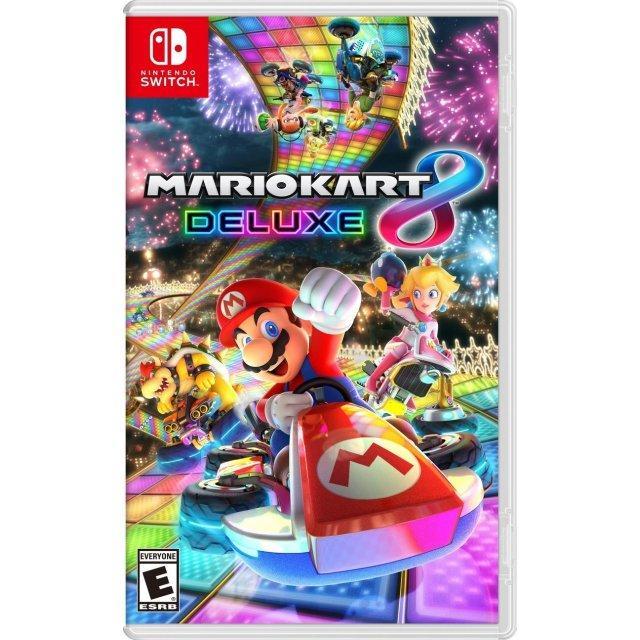 Buy Nintendo Switch Mario Kart Deluxe 8 Us R1
