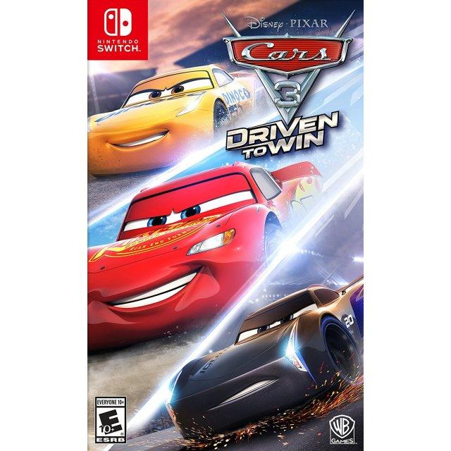 Compare Price Nintendo Switch Cars 3 Driven Eur R2 On Singapore