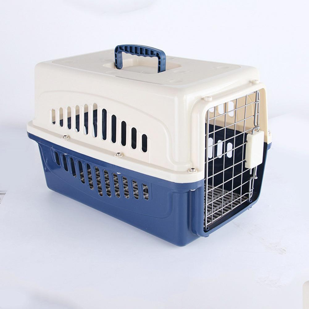 Redcolourful Pet Cat Dog Carrier Portable Breathable Comfortable Travel Transport Cage By Redcolourful.