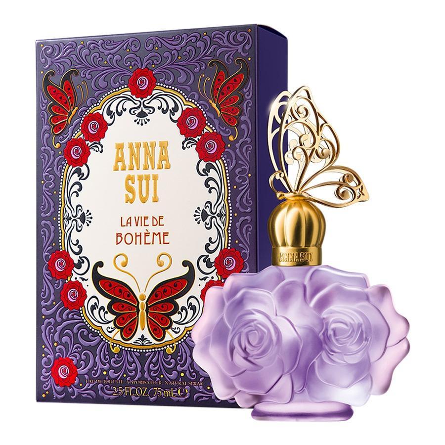 Store Anna Sui La Vie De Boheme Edt 75Ml Anna Sui On Singapore