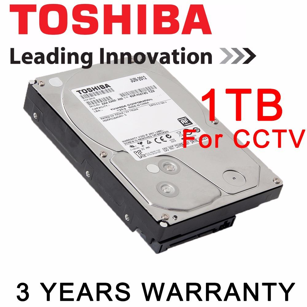 Who Sells The Cheapest Toshiba 3 5 Sata 1Tb Internal Hdd Harddisk For Surveillance Online